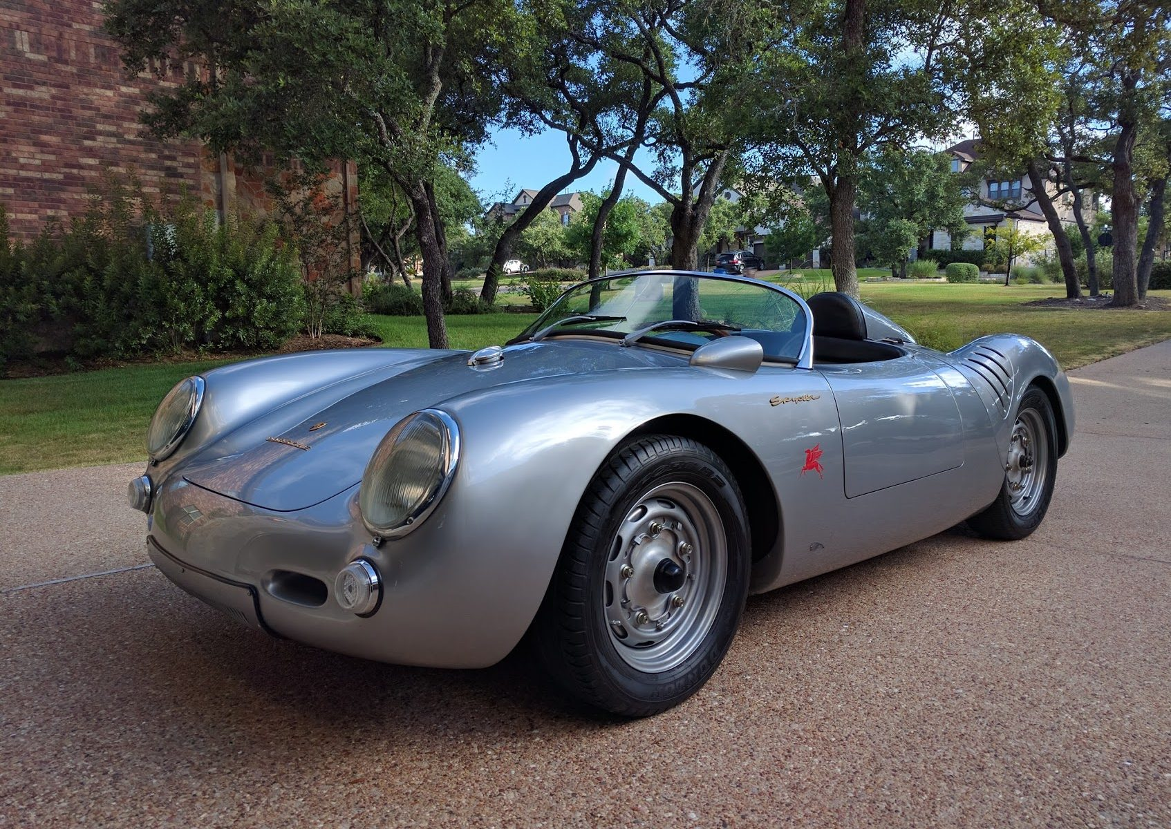 How to Register a Porsche 550 Replica in Texas – Cars and Shit